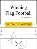 Books Winning Flag Football